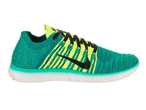 Course Clair Teal jade Noir Vert Chaussures rio De gs volt Nike Hommes verde Flyknit Free Rn 4ffP0S