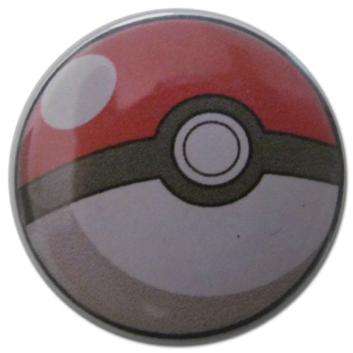 Original Pokéball (From Pokémon) 1.25 Inch Magnet