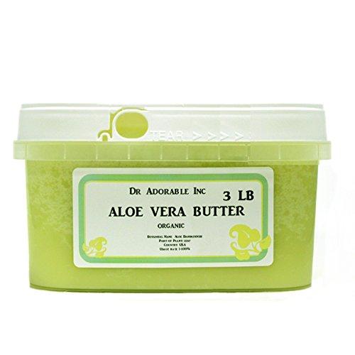 Aloe Vera Butter 3 Lb/ 48 Oz