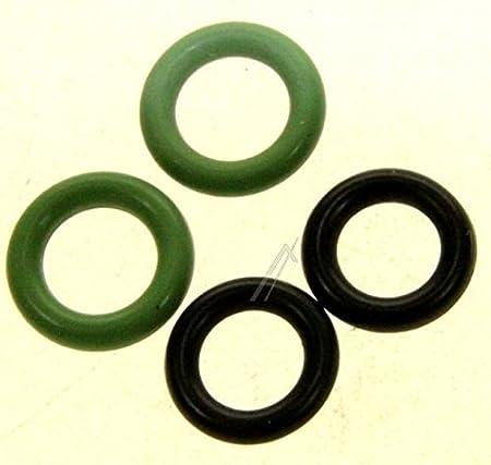 Kit joints toriques originales Polti pour tubes Rallonge vapeur Lecoaspira Joints