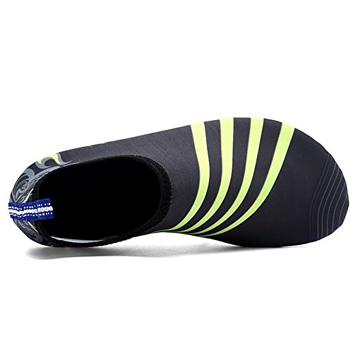 Shoes Beach Unisex Hankyky Water Yoga Shoes Breathable Outdoor Slip slip Socks Black Surf Shoes Soft Quick Anti Swim on Dry grey Aqua xOBqBdFwI