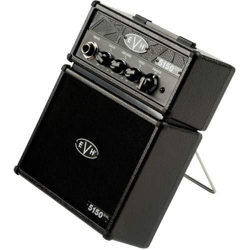 (EVH 5150III Micro Stack - Stealth Black 1W 1x3 Mini Guitar Combo)