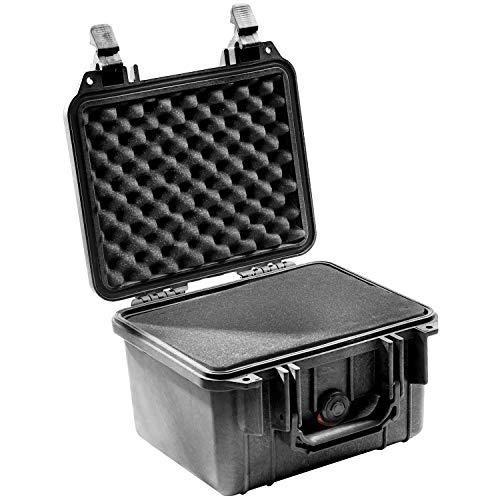 Pelican 1300 Camera Case - Black 1200 Case Pelican