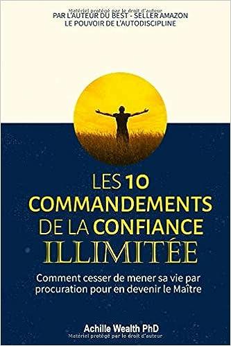 Comment retrouver confiance en vous (French Edition)