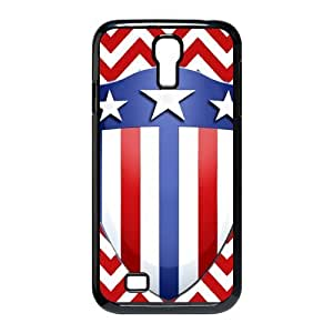 Cool Captain Shield Like Flag Hard Case Cover for Galaxy S4 by icecream design