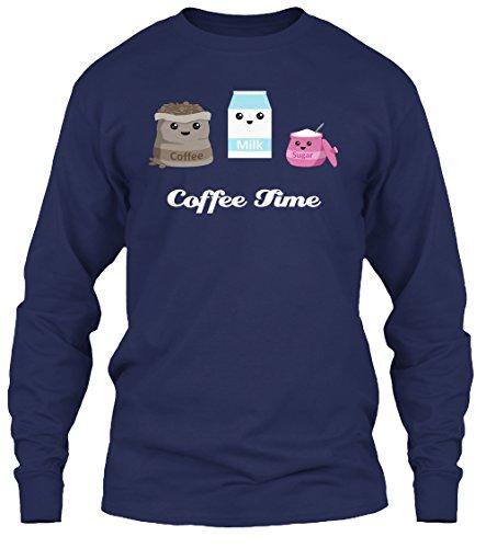 teespring-unisex-coffee-time-coffee-addict-gildan-61oz-long-sleeved-shirt-medium-navy