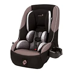 Choose the guide 65 convertible car seat by safety 1st for a perfect fit in your smaller car or leave even more room in your larger vehicle. The guide 65 helps you keep your child protected longer in both rear and forward-facing positions. Re...
