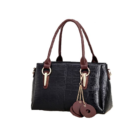 Cozyroom Women's Fashion Atmosphere Pu Leather Shoulder Top-handle Bag