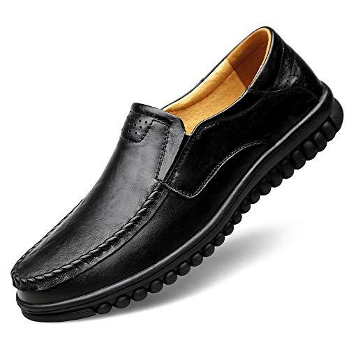 convencional Que Hombres Resbalón Paño Opcional Grueso Moda Black De Y Warm Invierno Conducen Holgazanes El Conveniente Los Superior Casual Bota La Suave En Dentro Alta 1qYw4qdx