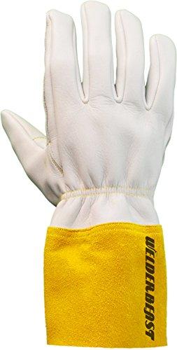 (Azusa Safety WTIG Welderbeast Premium TIG Welding Gloves, XX-Large (1 Pair))