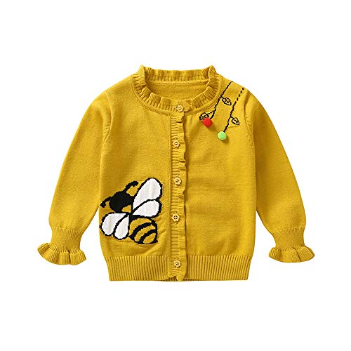 Dress for Girls Coat for Women Toddler Boy Shoes Rompers for Juniors❤,Toddler Kids Baby Boys Girls Solid Short Sleeve T Shirt Tops Clothes Outfits,❤Yellow❤,❤Size:18M ❤Label ()
