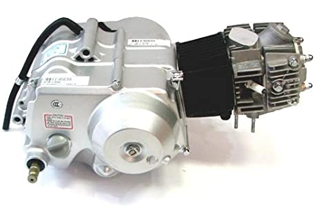 Lifan - Motor semiautomático para mini moto (110 cc): Amazon.es: Coche y moto