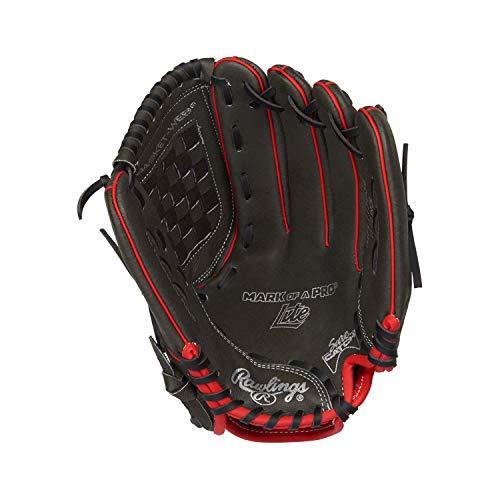 (Rawlings Mark of a Pro Light Youth Baseball Glove, Regular, Basket-Web, 11-1/2 Inch)