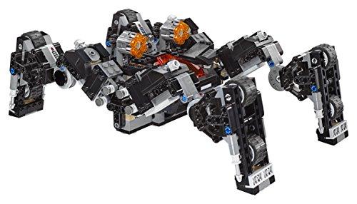 413EfBp5WzL - LEGO Super Heroes 76086 Knightcrawler Tunnel Attack (622 Piece)