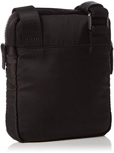 Negro Ease hombro Shoppers de Klein Reporter bolsos Calvin Hombre Black Mini y Zfvqn5S