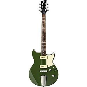 Yamaha RS820CR RRT RevStar Solid-Body Electric Guitar, Rusty Rat by Yamaha PAC