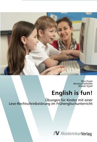 English is fun!: Übungen für Kinder