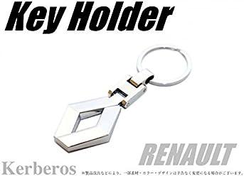 ルノー キーホルダー 両面ロゴ 【AK-KEY-067】