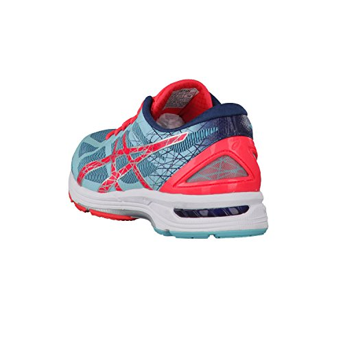 Women's Asics Trainer Corallo Turchese 21 Laufschuhe Gel DS nwwxCa