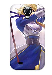 Protection Case For Galaxy S4 / Case Cover For Galaxy(fate Stay Zero )