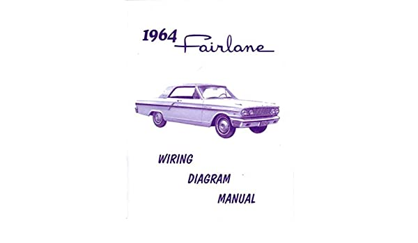 amazon com bishko automotive literature 1964 ford fairlane rh amazon com