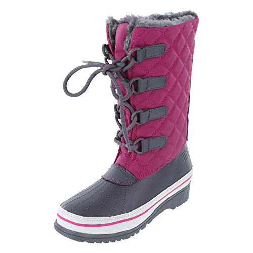 Pictures of Rugged Outback Rasberry Grey Girls' Blizzard -10 177441010 1