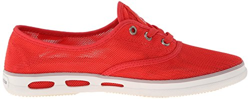 Columbia Women's Vulc N Vent Lace Mesh Shoe Red Hibiscus/Cool Grey buy cheap cheapest price authentic online discount authentic fake online 3OSNTgnCC