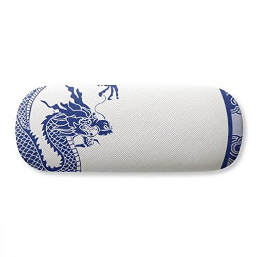 Chinese Culture Blue Dragon...