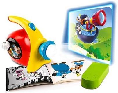 Giro Cinesin Mickey Mouse Club House: Amazon.es: Juguetes y juegos