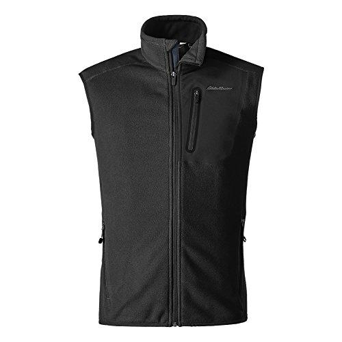 oud Layer Pro Vest, Black S (Performance Fleece Full Zip Vest)