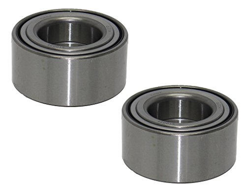 Detroit Axle Both (2) New Front Driver & Passenger Side Complete Wheel Bearing