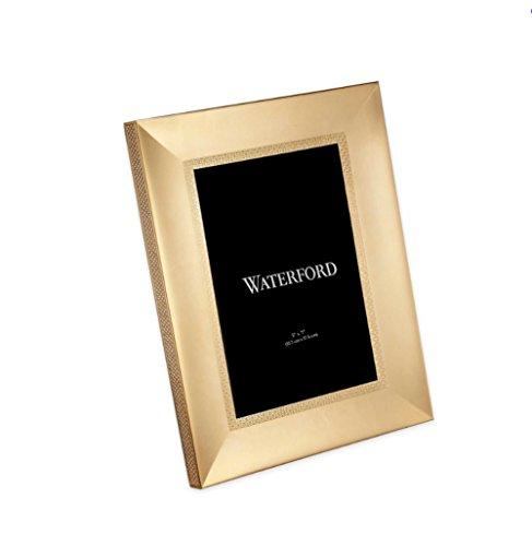 Waterford Metal Lismore Diamond Gold 5