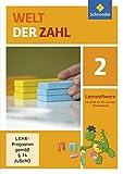 Welt der Zahl - Ausgabe 2015 Lernsoftware: Lernsoftware 2 auf CD-ROM