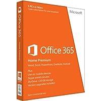 Microsoft Office 365 - Paquete Hogar,  Para Windows, Para 5 PCs, 1 Año