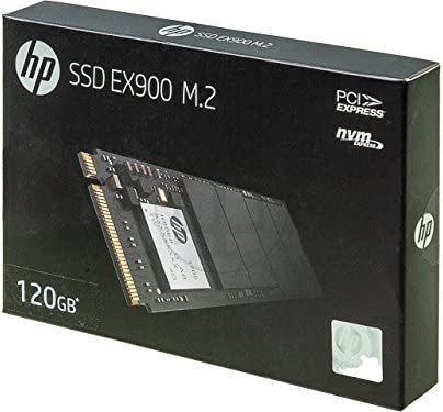 HP Hewlett Packard 2YY42AA#ABB - Disco Duro Interno SSD de 120 GB, Color Negro: Amazon.es: Informática