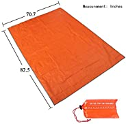 3-4 season 2-person Double Layer Backpacking Tent Aluminum Rod Windproof Waterproof for Camping Hiking Travel