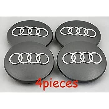 4X Audi A4 A6 S4 S6 A8 S8 Q7 Wheel Center Hub Cap 68mm 8D0601170