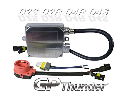 TGP D2S/D2R/D2C HID Xenon Replacement Ballast Kit Conversion One Side Only 2004-2008 Toyota Prius (With Factory HID)