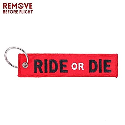 Amazon.com : Key Rings Motorcycle Keychain Fashion Cool Key ...