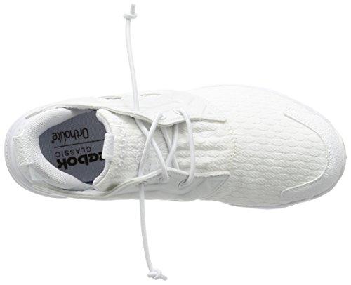 Reebok Menns Furylite, Hvit-hvit-svart Hvit-hvit-svart