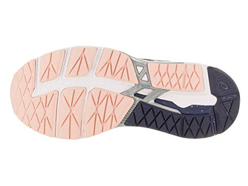 Unito 7 Nel S 5 Donna Seashell ® Rosa Indigo Asics 13 Regno Scarpe foundation Uk 7 argento 5 Blu Gel P0nZzazq