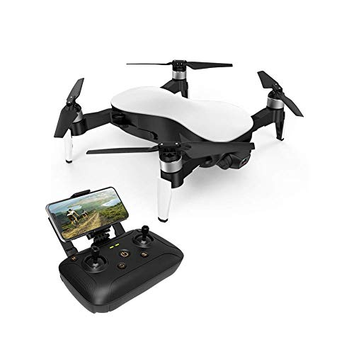 AHangcc FPV Profession Drone with 4K HD Camera Live Video And GPS Return Home, RC Quadcopter for Adults Beginners with…
