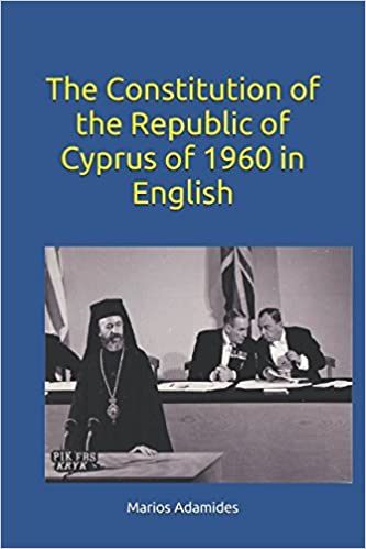The Constitution of the Republic of Cyprus of 1960 in English