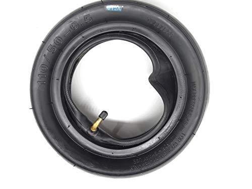 110/50-6.5 90/65-6.5 Rear Tire with Tube for mini pocket bike E-Scooter 47cc 49cc (1)