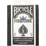 Bicycle Prestige Dura-Flex Plastic Playing Cards