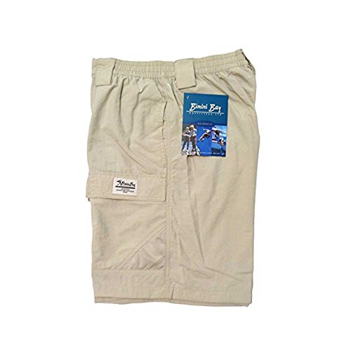 - Bimini Bay Outfitters Grand Cayman Nylon Short Fossil X-Large US