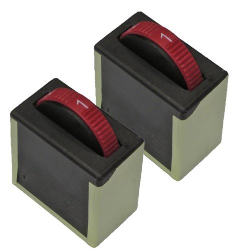 Porter Cable 7346/7424XP/97455 Sander 2PK Speed Control Switch# N059511-2pk by PORTER-CABLE