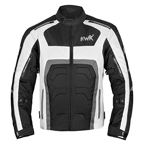 Textile Motorcycle Jacket Motorbike Jacket Breathable CE ARMORED WATERPROOF (XXX-Large, - Jacket Men Winter For Motorcycle