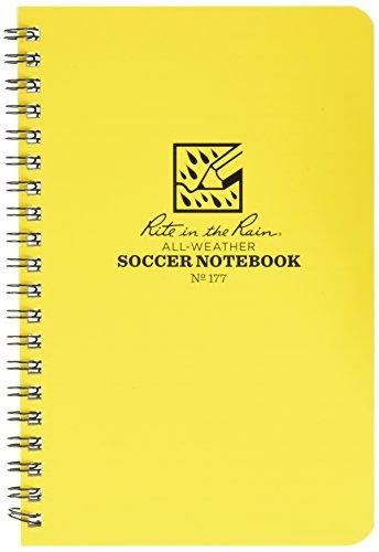 1 X Rite in The Rain Soccer Notebook