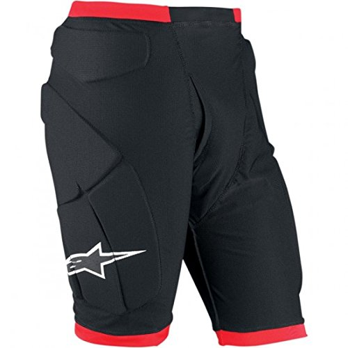 Alpinestars Compression Shorts Men's Protector MX/Off-Road/Dirt Bike Motorcycle Body Armor - Small